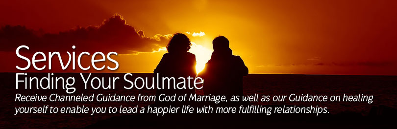 God finding your soulmate