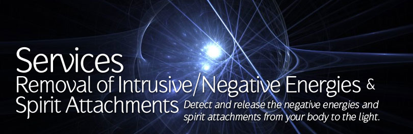 Release Intrusive Negative Energies And Spirit